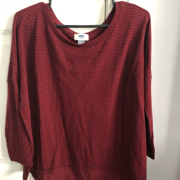 Old Navy long sleeve top.